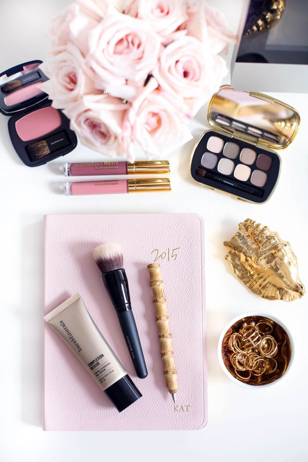 Kat Tanita of With Love From Kat talks about bareMinerals' latest skincare product; Complexion Rescue which is a lightweight, hydrating foundation.