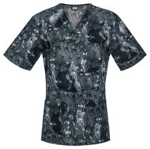 86cf305a58c Star Wars Storm Troopers Scrub Top | Star Wars Scrubs | Scrubs ...