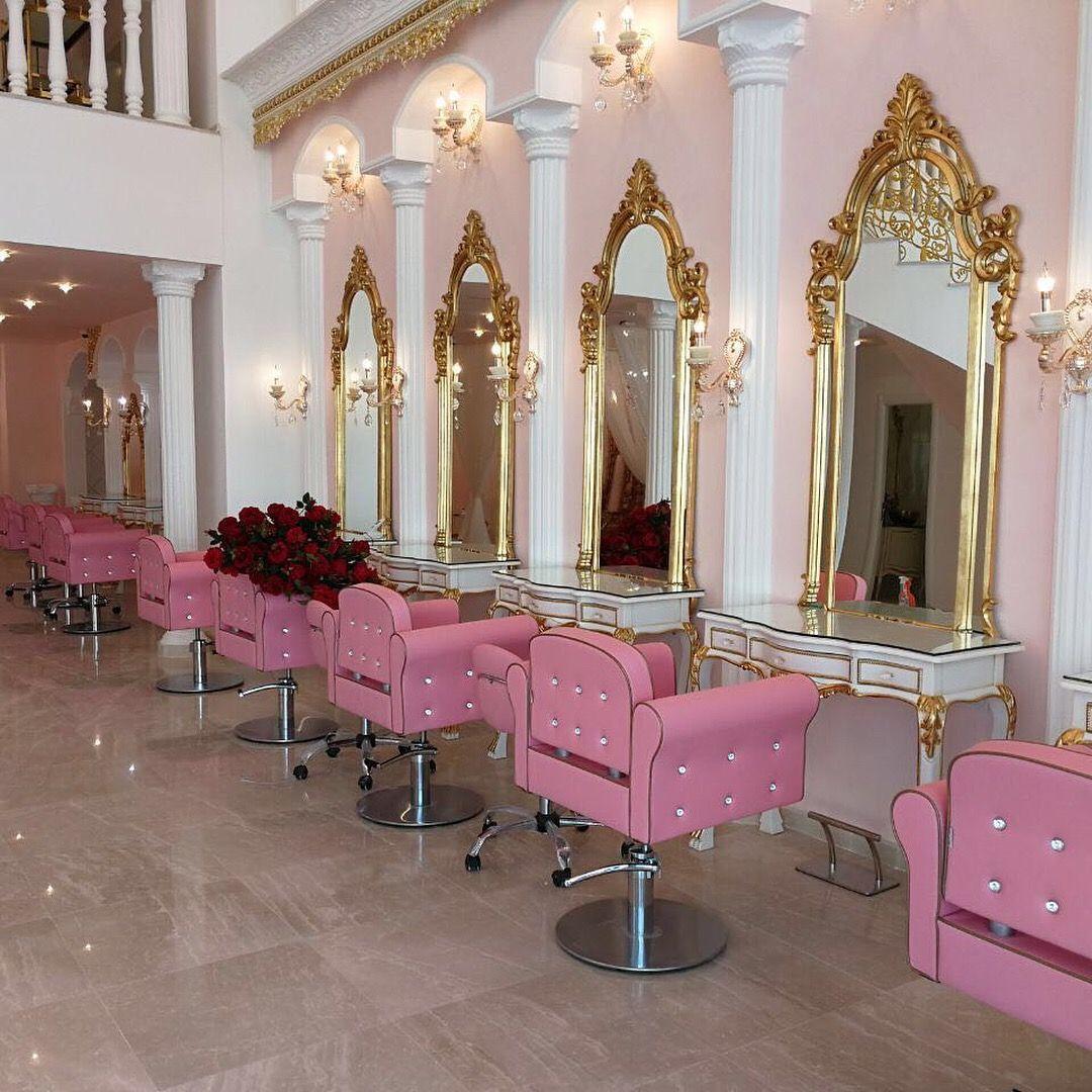 Luxury Beauty Salon Design İnstagram Beauty