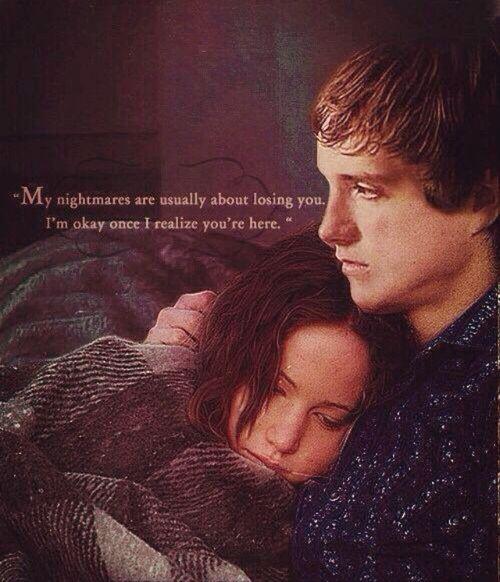 Katniss & Peeta | We Heart It