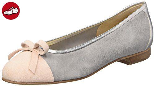 Gabriele 840728, Damen Geschlossene Ballerinas, Grau (fossil), 41.5 EU (*Partner-Link)
