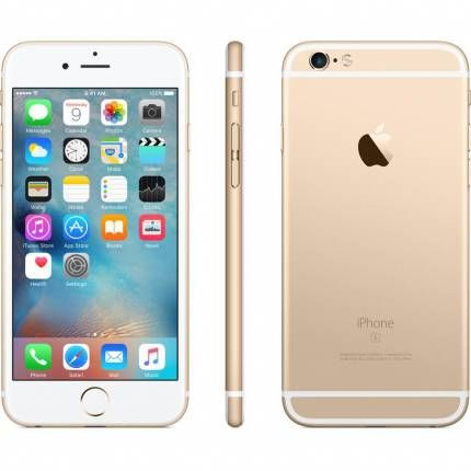 Apple Iphone 6s Smartphone 4g Lte 16 Gb Gold Iphone Apple Iphone Apple Iphone 6s