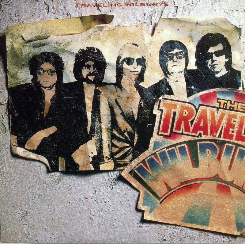 Traveling Wilburys Volume One Travelling Wilburys Lp Albums Roy Orbison