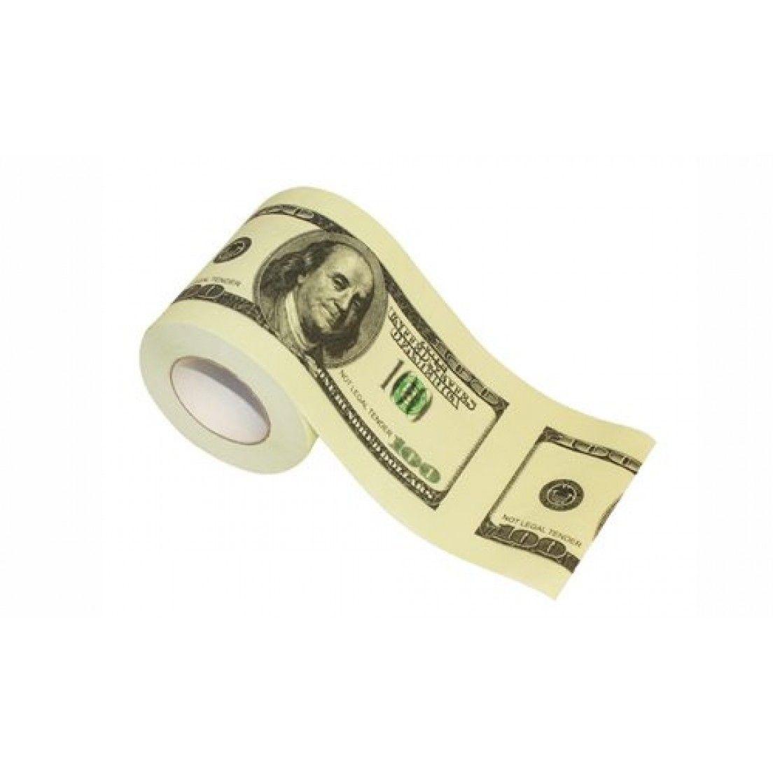 Vor Lauter Geld Nicht Mehr Wissen Wohin Damit Und Es Einfach Einmal Als Toilettenpapier Benutzen Ein Traum Der Sich Je Papier Toilettenpapier Geld Verpacken