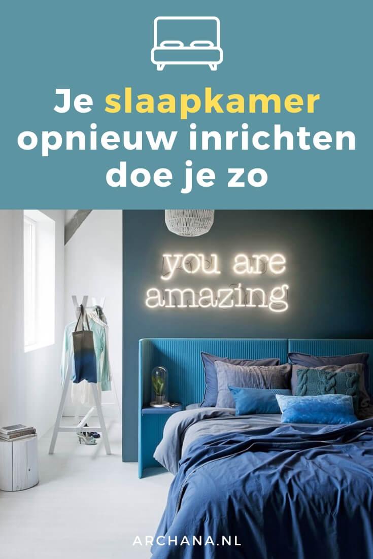 Fonkelnieuw 10 manieren om je slaapkamer opnieuw in te richten in 2020 (met YU-27