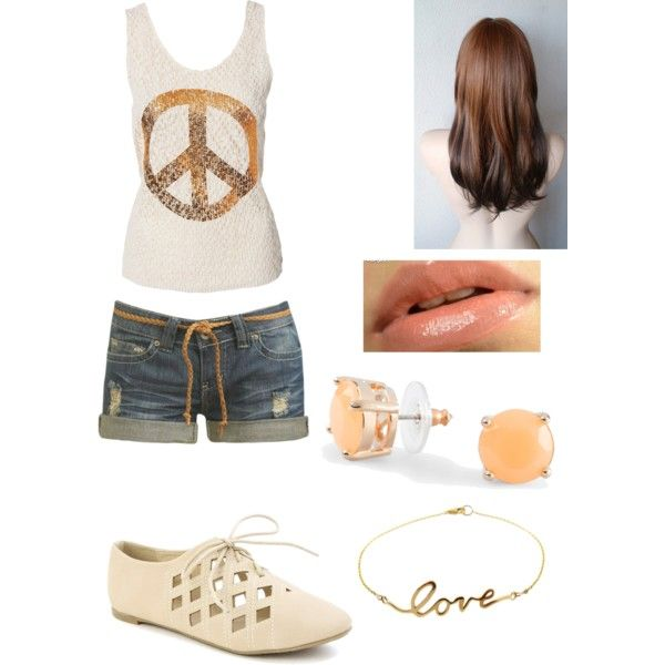 Peace✌, created by cheska14 on Polyvore
