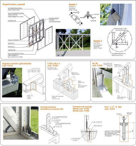 Cintac Casas Con Estructura De Acero Construccion En Seco Sistema Drywall