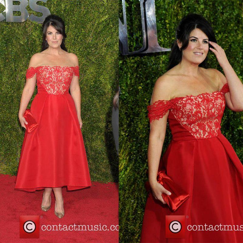Plus Größe Rote Spitze Promi Prom Kleider Vestidos Vintage Sexy ...