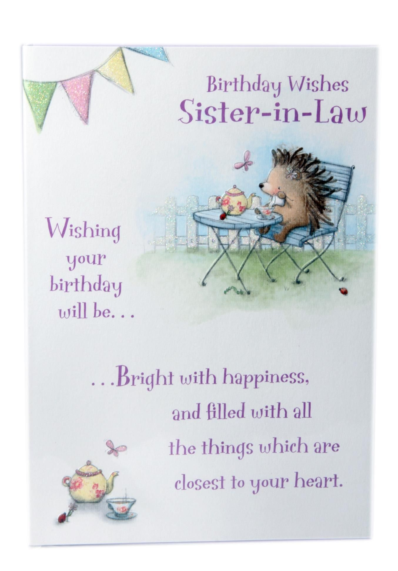 Funny birthday quotes for sister in law birthday pinterest birthday greetings kristyandbryce Gallery