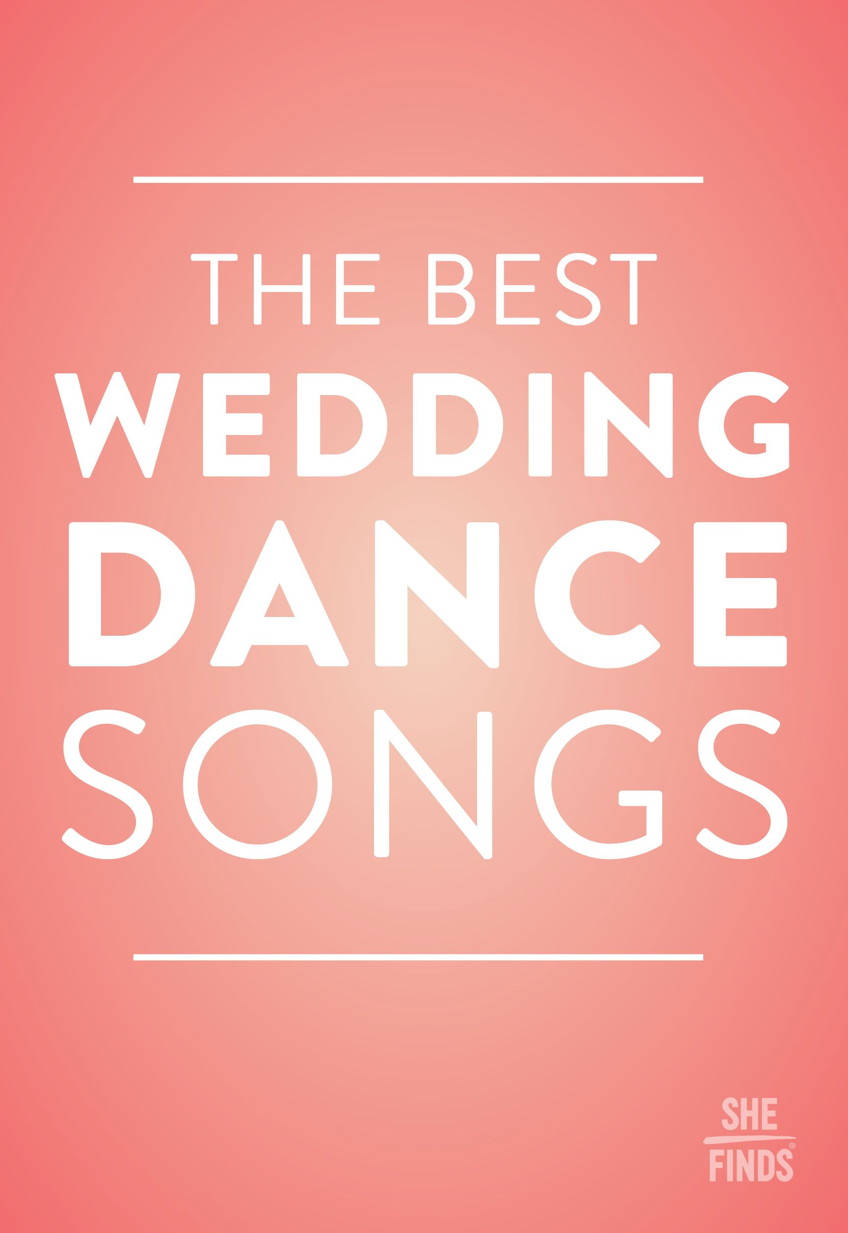 The Best Wedding DANCE Songs | Tips/Advice | Pinterest | Wedding ...
