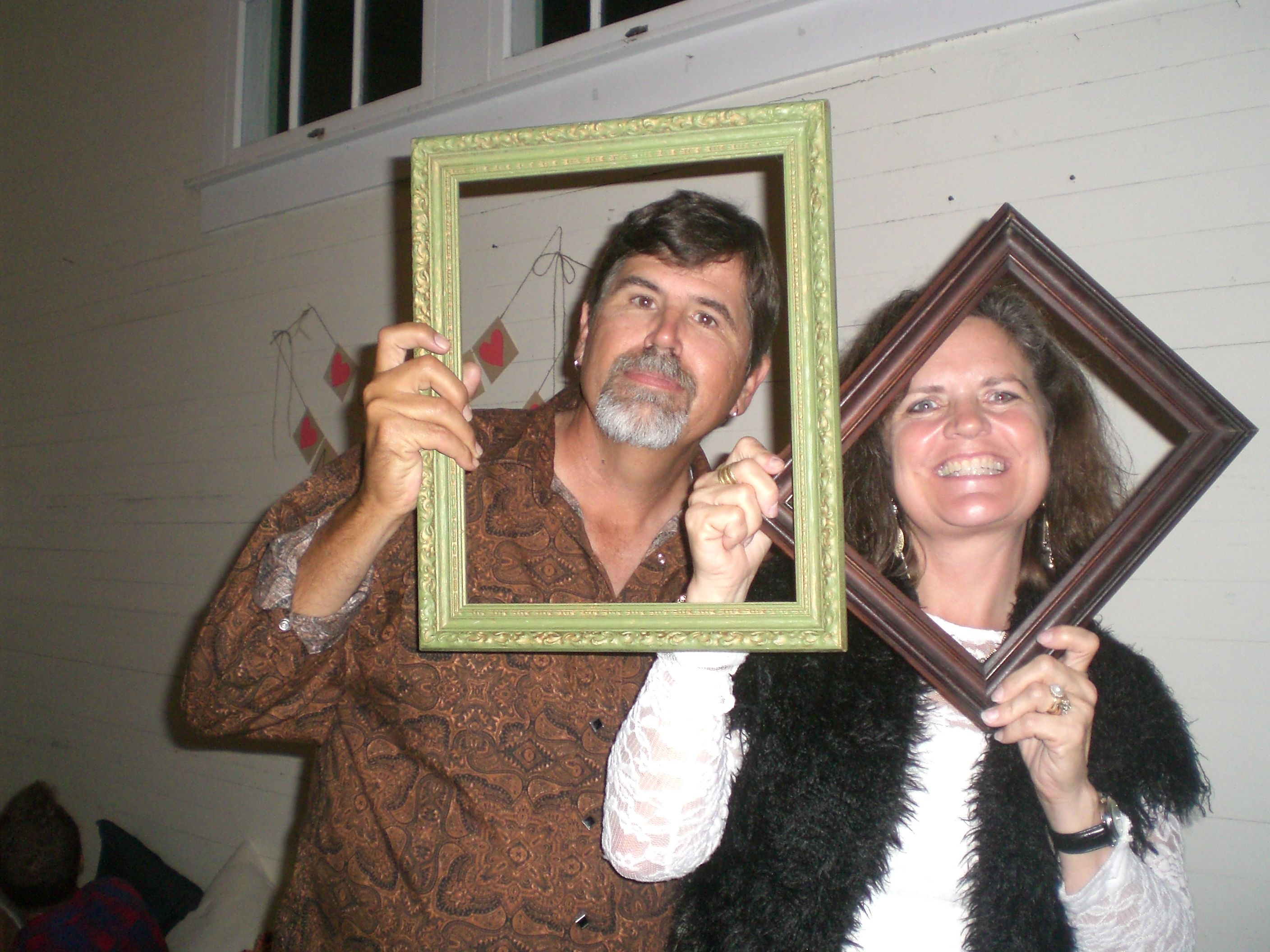 Self Portraits For Our Guestbook