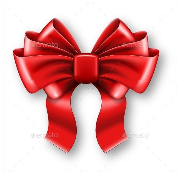 Big Red Bow Red Bow Bows Ribbon Png