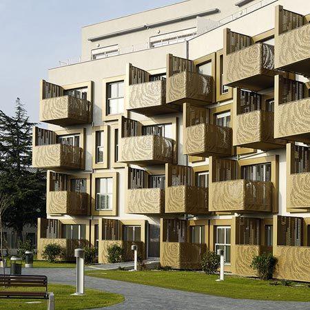 Apartment House Zvezda by Sadar Vuga Arhitekti - Dezeen