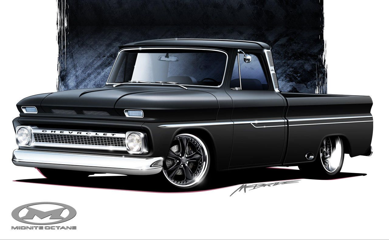 Wixcom Chevrolet Full Size Cars Trucks Pinterest 1955 Ford F100 Truck Art 1965 Render This C10 Custom Pick Up For Peter Bostrom