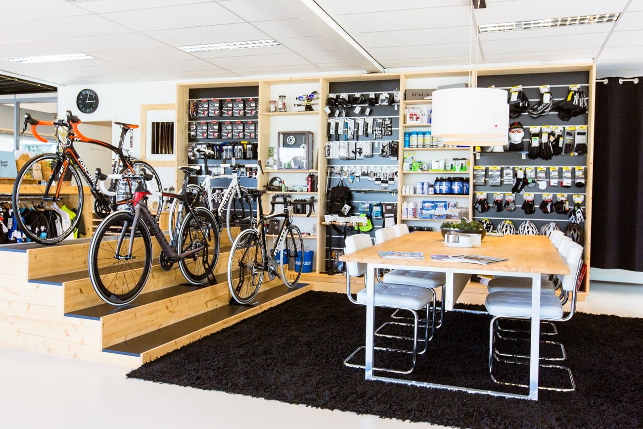 bike passion bikeshop located in almkerk, the netherlands. home of