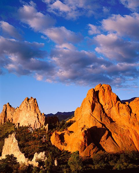 Visiting Colorado Springs: Visiting The Garden Of The Gods, CO