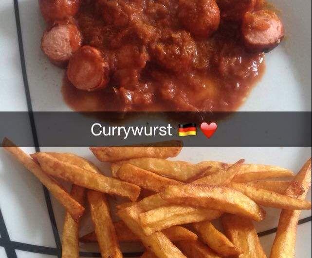 Recette Currywurst par Marion.DC - recette de la catégorie Plat principal - divers