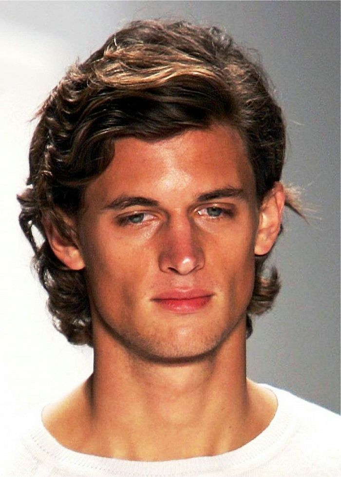 Men Classic Hairstyles For Curly Hair | Medium Curly hair ...
