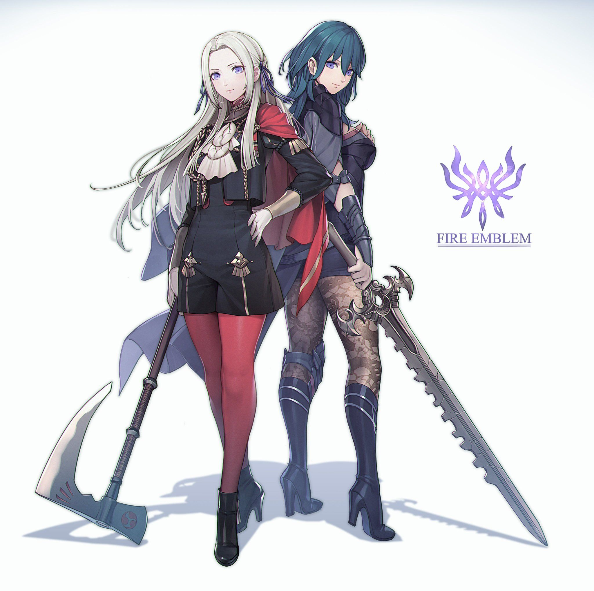 fire emblem three houses join edelgard