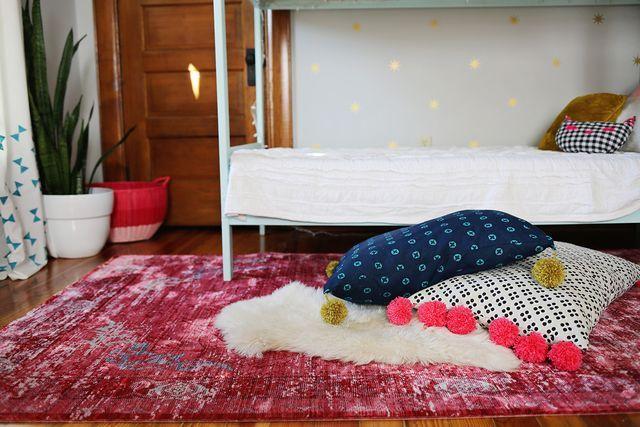 26 Mindblowing Sewing Projects for the Home   Floor pillows, Pillows ...