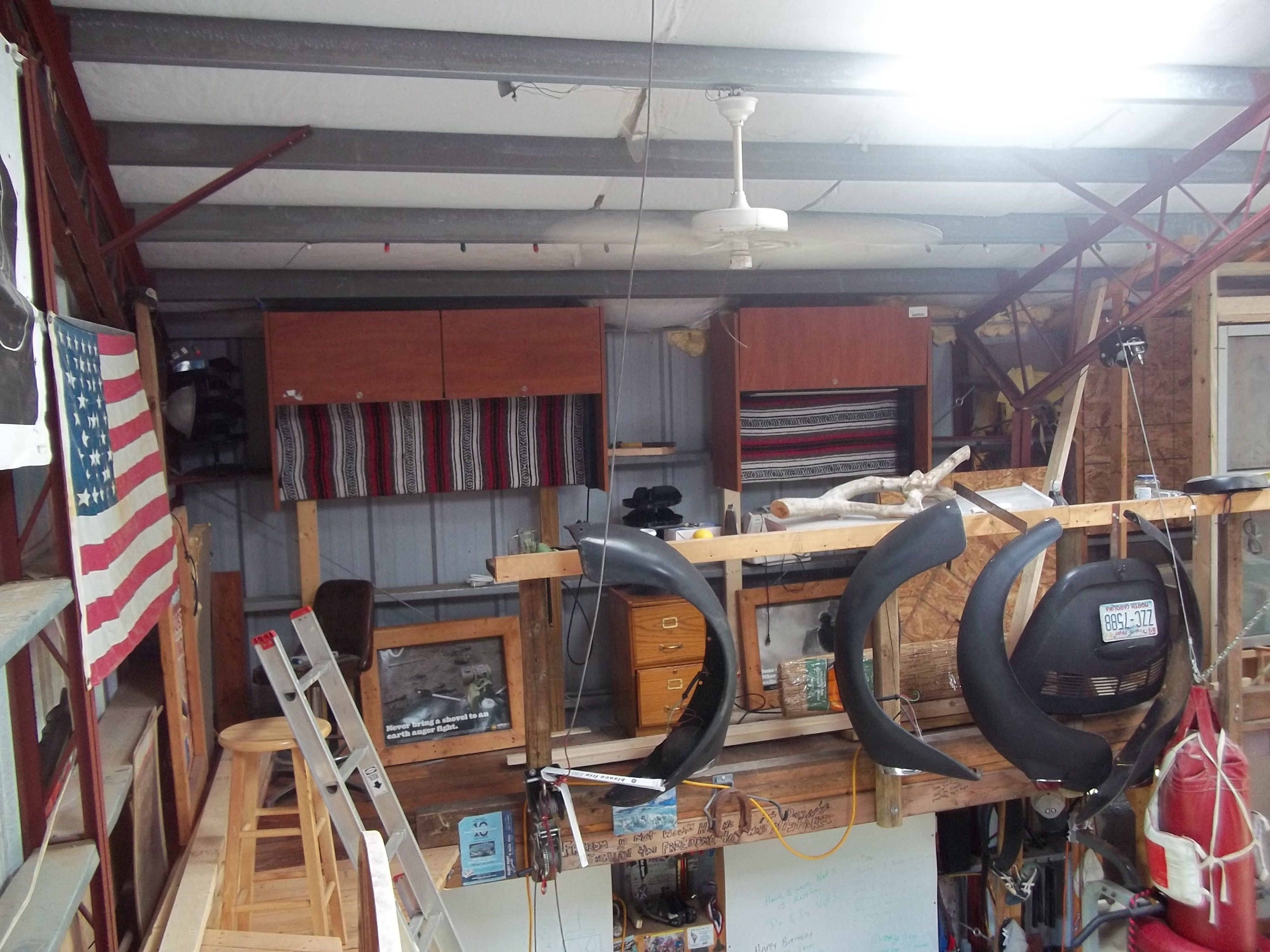 Work stations from NC Surplus