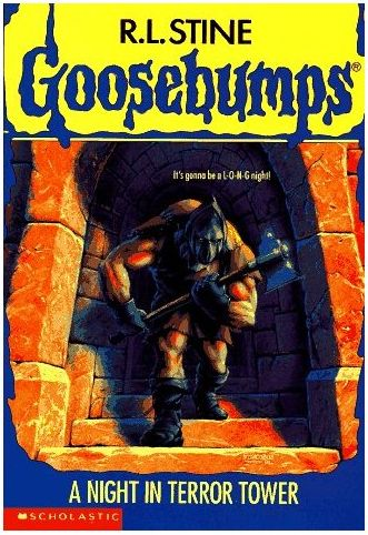 A Night In Terror Tower Goosebumps 27 By Rl Stine