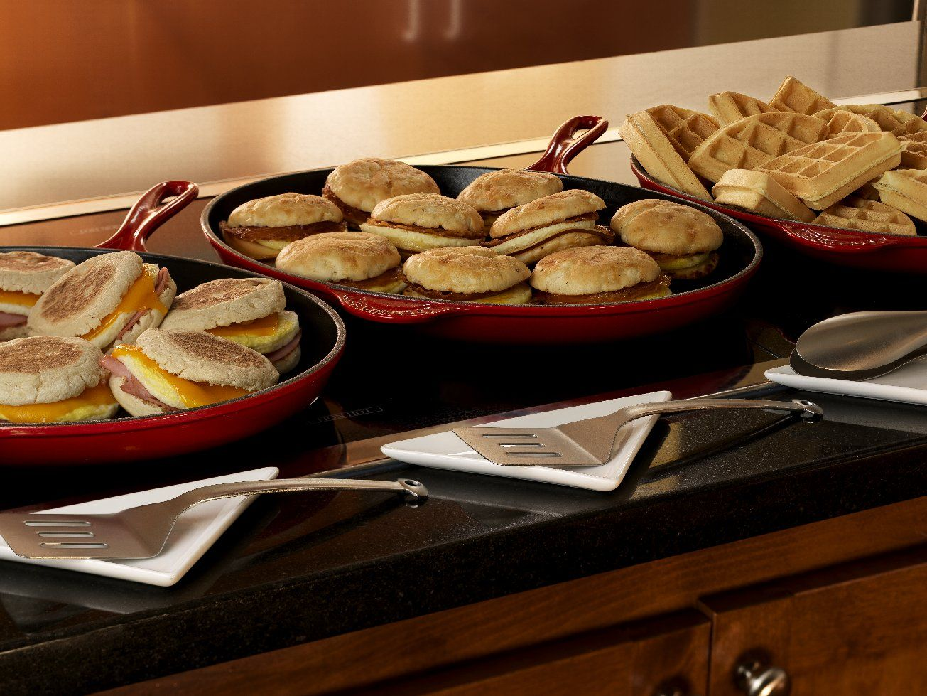 Start the day with the complimentary a.m. Kitchen Skillet #breakfast ...