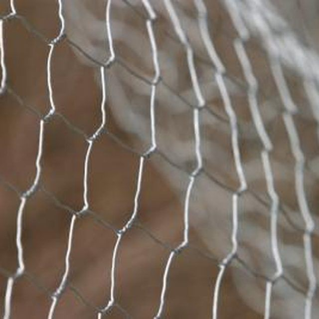 Use Chicken Wire As A Base For A Paper Mache Sculpture Paper