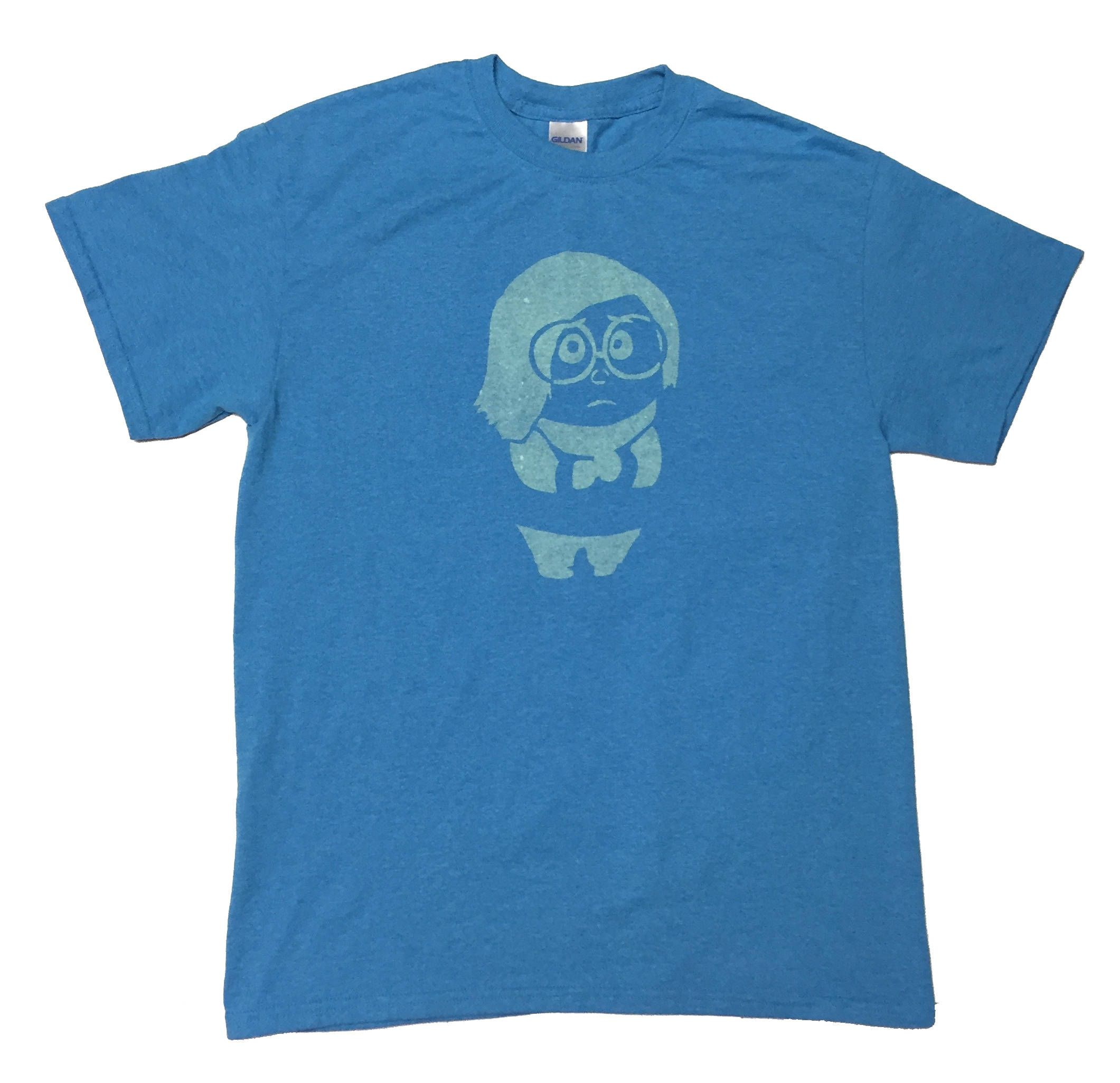 Sadness Disney Shirt Inside Out Anger Vacation Shirt