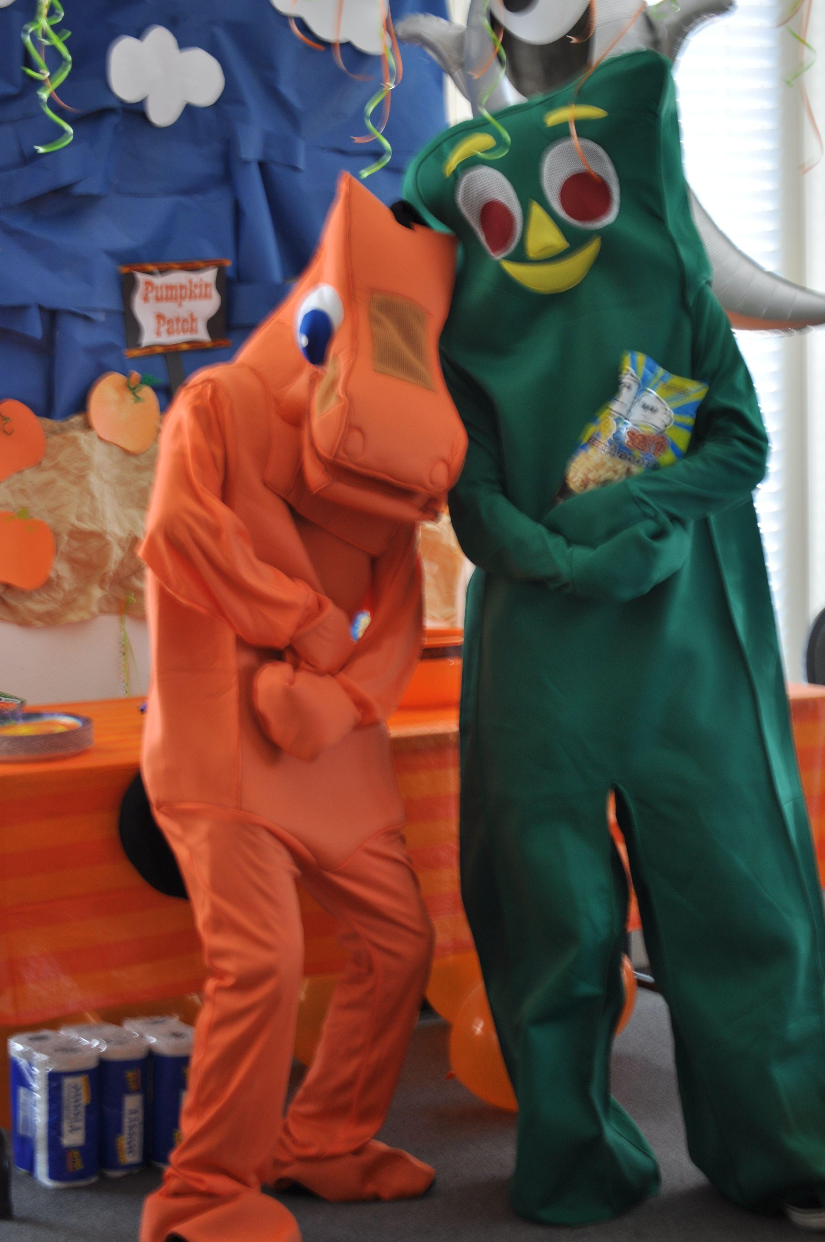 Gumby & Pokey~