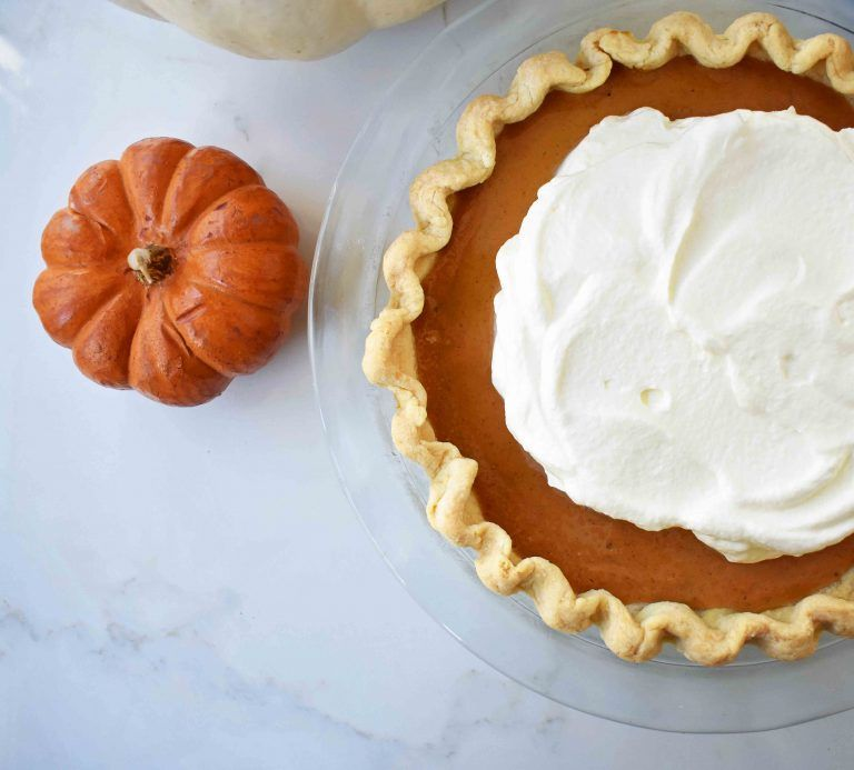 Photo of Perfect Pumpkin Pie