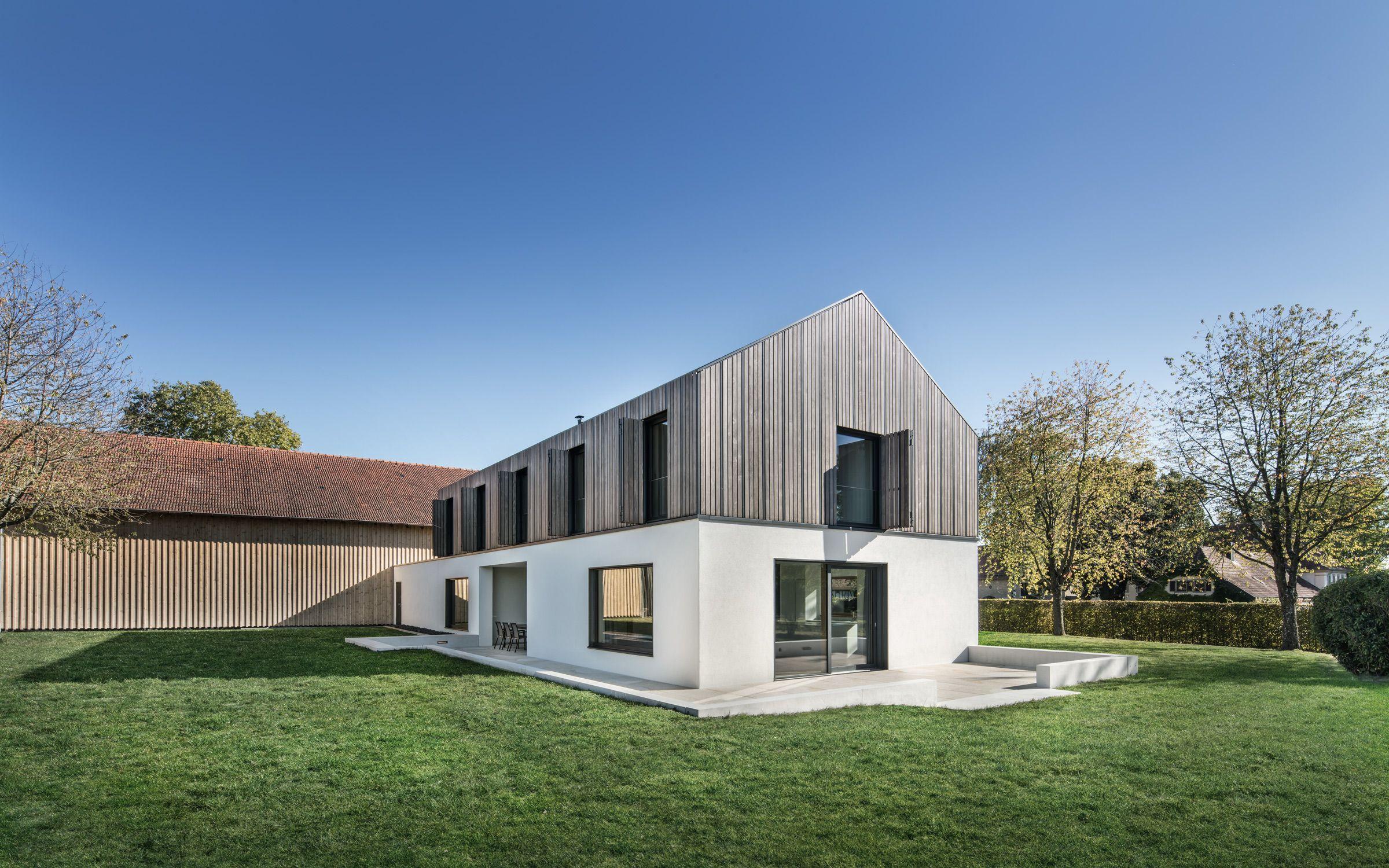 Modernes Landhaus   – Architektenhäuser – Architektonische Highlights 2019