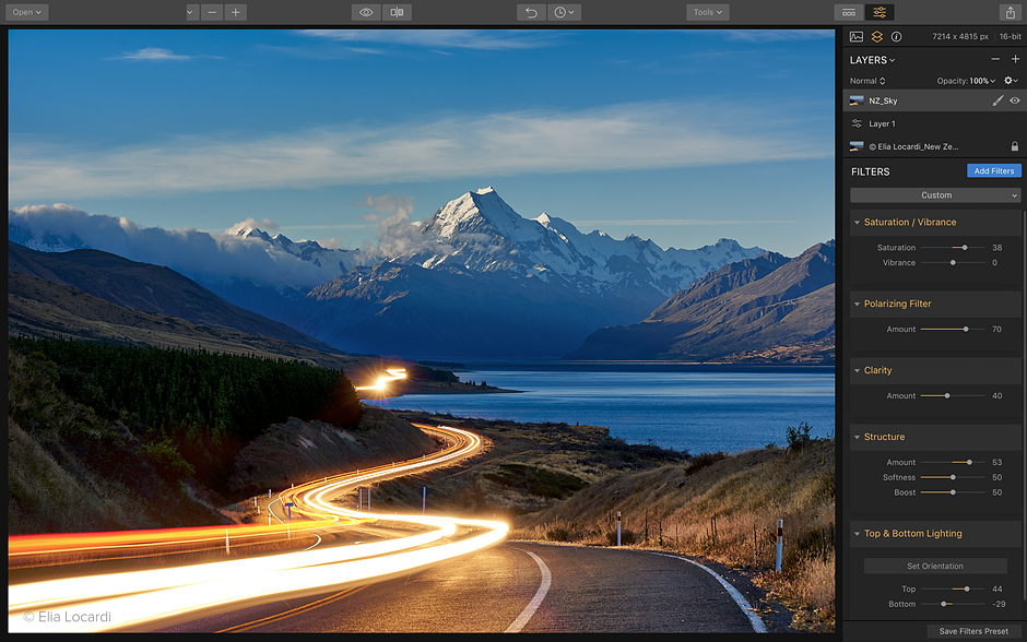 Macphun Unveils Luminar  Takes On Adobe Lightroom Cc Ift Tt