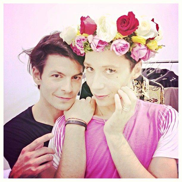"Binky's Johnny Weir Blog: ""Too Beautiful To Be True"""