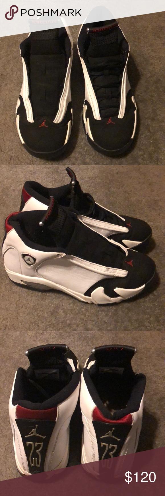 dc8007cd7116 Nike Air Jordan 14 Retro Men s Size 9 For sale is a pre-owned pair ...