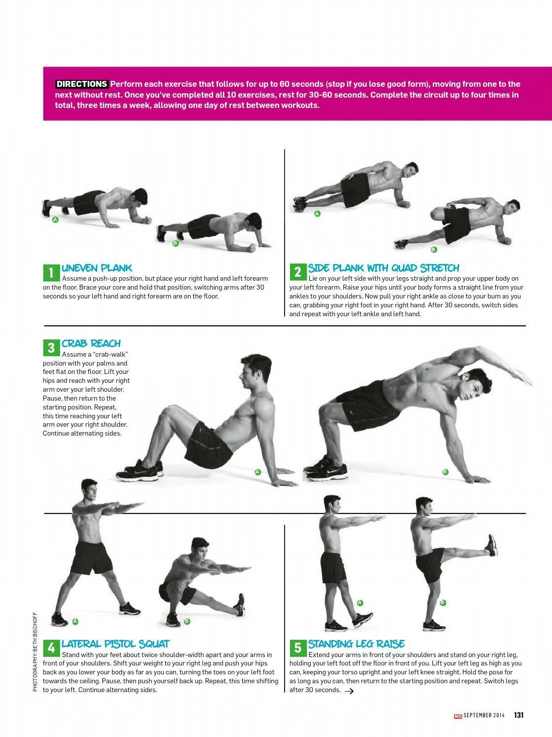 #ClippedOnIssuu from Mens health september 2014 au