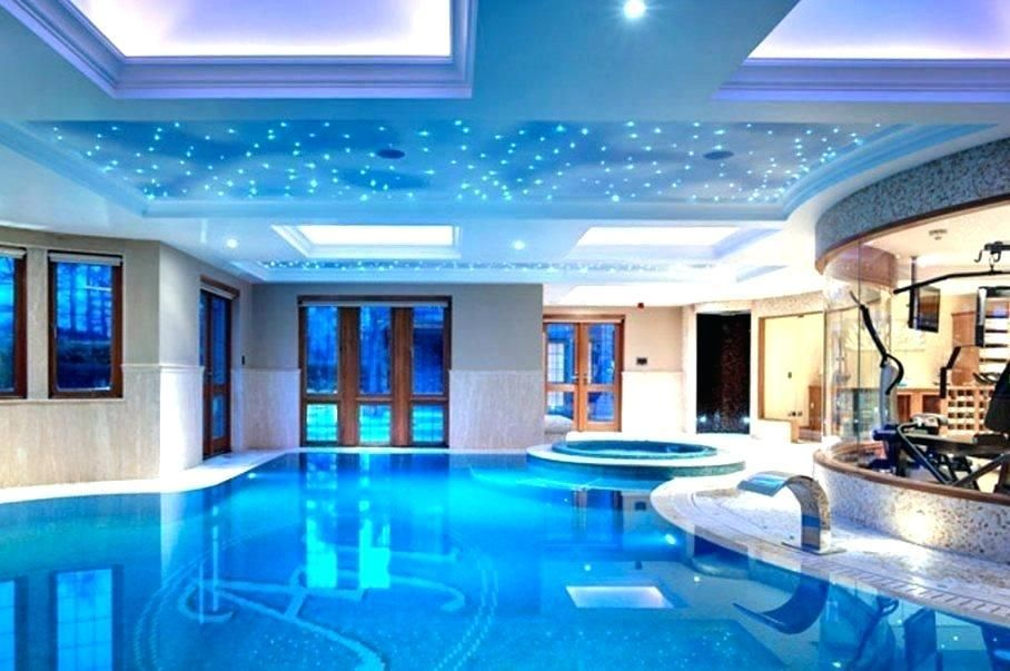 50 Big Houses With Pools Indoor Pool Design Luxury Swimming