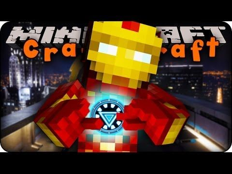 Minecraft Mods Crazy Craft 2 0 Ep 73 Iron Man Completei Superhero Mod Minecraft Mods Superhero Minecraft Songs