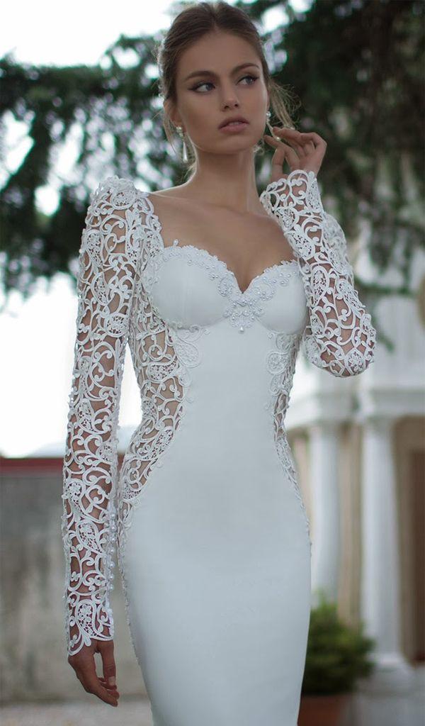 vestido de novia | vestidos novia, bridal dresses | Pinterest ...