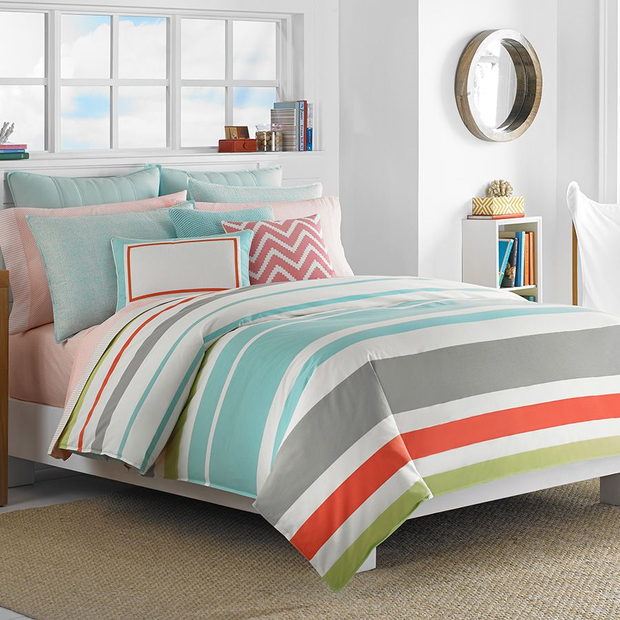 d4f2711834 Nautica Taplin Comforter & Duvet Set. #BeddingStyle | New Bedding ...