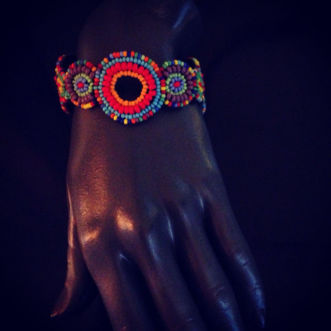 #bracelet #bohème #bohemian #fificanari http://fifi-canari.com