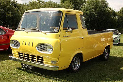 1960 Econoline Truck 1962 Ford Econoline Pick Up Truck Trucks