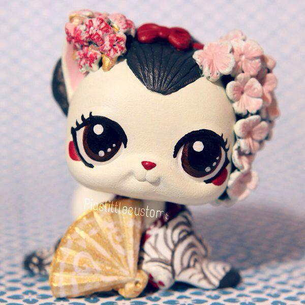 Japanese kitty!