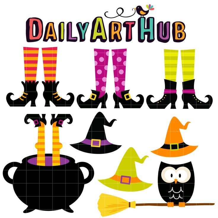 Free Free Witch Clipart, Download Free Clip Art, Free Clip Art on Clipart  Library