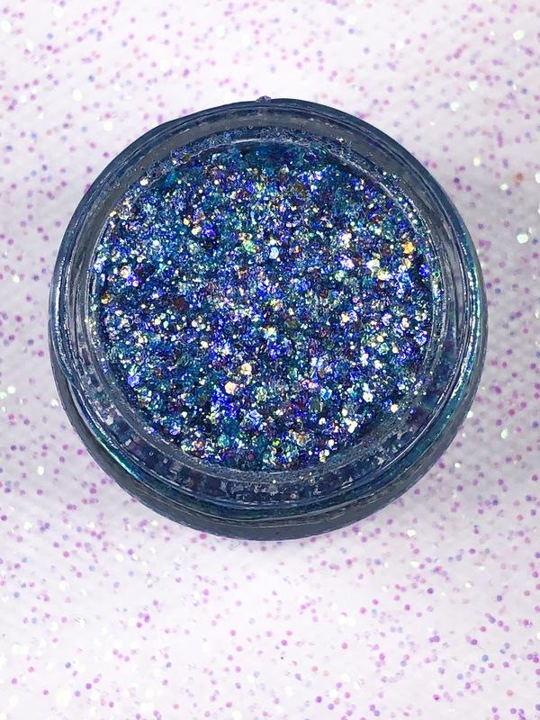 Sully Glitter Gel from Slayfire Cosmetics Glitter gel