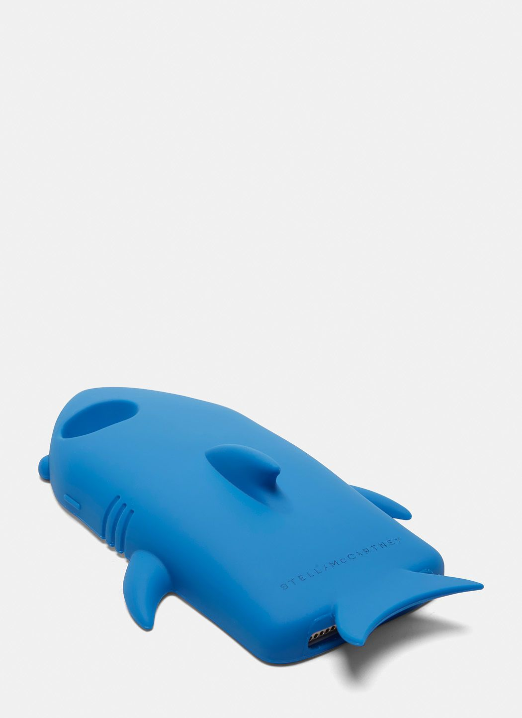 STELLA MCCARTNEY Women S Shark Iphone 6 Case In Blue.  stellamccartney   fc091a43a