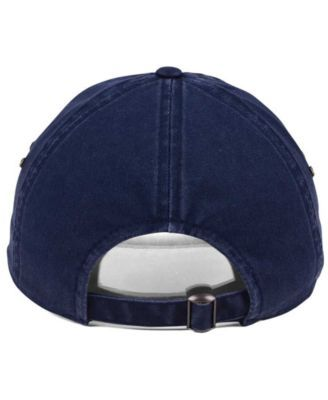 Top of the World Notre Dame Fighting Irish Rugged Relaxed Cap - Blue Adjustable