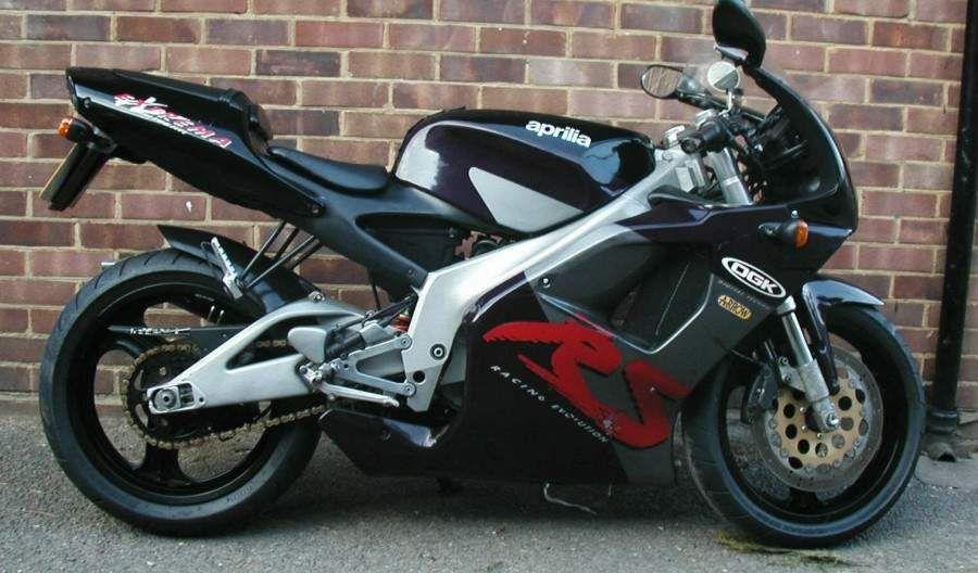 Rs 125 Extrema 1995 Aprilia Aprilia Motorcycles Moto Car