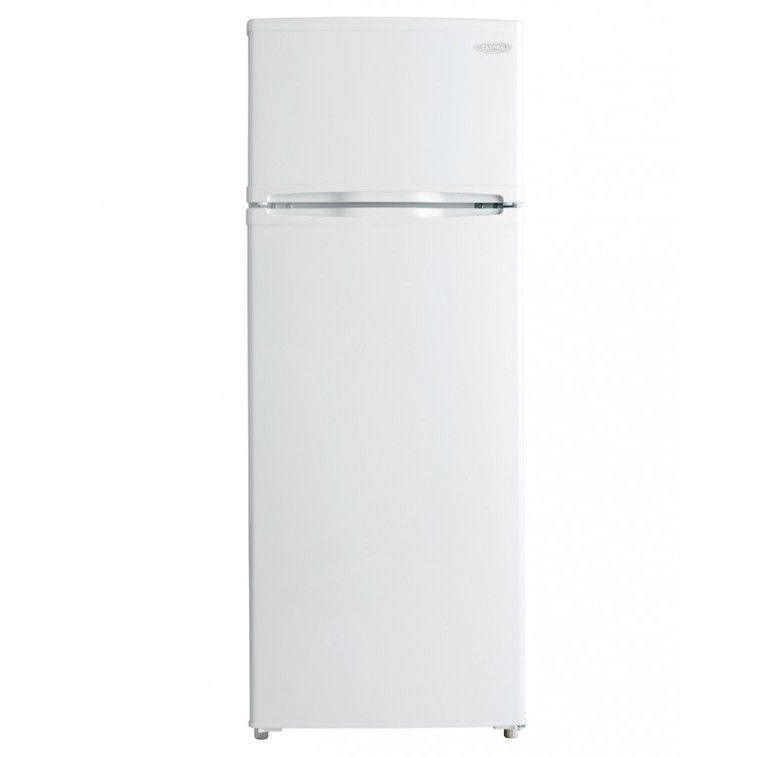Danby DPF073C1WDB 7.3CF Apartment Size Refrigerator White (Danby ...