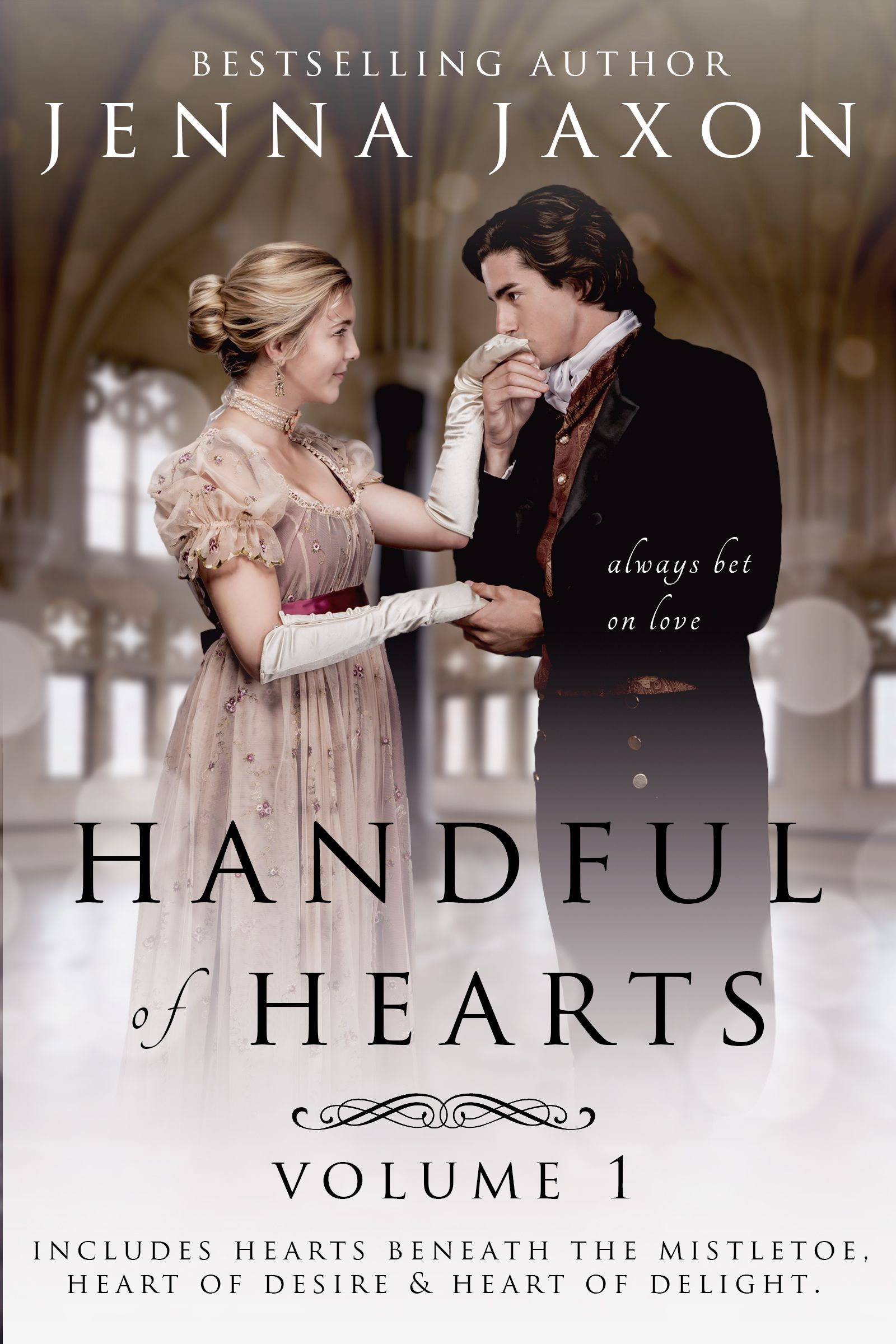 Handful of hearts volume 1 by jenna jaxon regency historical ebook deals on handful of hearts volume 1 by jenna jaxon free and discounted ebook deals for handful of hearts volume 1 and other great books fandeluxe Image collections